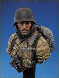 Young Miniatures[YM1810]1/10 WWIIドイツ武装親衛隊擲弾兵II アルデンヌ1944