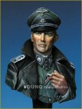 Young Miniatures[YM1811]1/10 WWIIドイツ第3SS装甲師団「トーテンコップ」士官