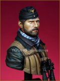 Young Miniatures[YM1818]1/10 WWIIドイツ海軍 U-ボート搭乗員