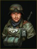 Young Miniatures[YM1819]1/10 WWIIドイツ野戦オートバイ憲兵