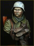Young Miniatures[YM1825]1/10 WWIIドイツ陸軍歩兵 ロシア戦線