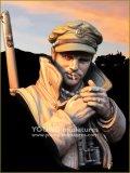 Young Miniatures[YM1888]1/10 WWII 英 バストモデル 英国陸軍LRDG隊員 北アフリカ1942 夕暮れの放浪者