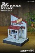 コバアニ模型工房[SA-005]ホットドッグスタンド