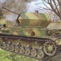 サイバーホビー[CH6550] 1/35 WW.II ドイツ軍 IV号対空戦車オストヴィント