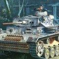 サイバーホビー[CH6558] 1/35 WW.II ドイツ軍 III号戦車M型 w/防水マフラー