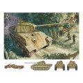 サイバーホビー[CH6267]1/35 WW.IIドイツ軍 Sd.Kfz.171 パンターG型 初期生産型 26戦車連隊イタリア戦線