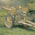 サイバーホビー[CH6795] 1/35 WW.II ドイツ軍 10.5cm榴弾砲leFH18