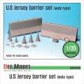 DEF.MODEL[DM35006]U.S. バリヤーセット ワイドタイプ