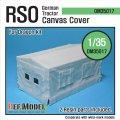 DEF.MODEL[DM35017]RSO トラクター用キャンバスカバー(ドラゴン用)