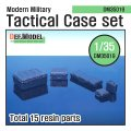 DEF.MODEL[DM35019]現用アメリカ軍 タクティカルケースセット