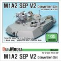 DEF.MODEL[DM35030]M1A2 エイブラムス SEP V2 改造セット(ドラゴン用)