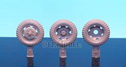 画像2: DEF.MODEL[DW30016]シュタイヤー 1500A 自重変形タイヤ(タミヤ用)