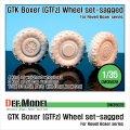 DEF.MODEL[DW35028]GTK ボクサー GTFz 自重変形タイヤ(レベルキット用)