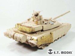 画像2: E.T MODEL[E35-276]1/35 現用 露 T-90MS主力戦車(2011-2012年)セット(タイガーモデル4612用)