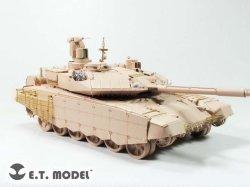 画像3: E.T MODEL[E35-276]1/35 現用 露 T-90MS主力戦車(2011-2012年)セット(タイガーモデル4612用)