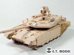 画像4: E.T MODEL[E35-276]1/35 現用 露 T-90MS主力戦車(2011-2012年)セット(タイガーモデル4612用)