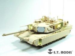 画像1: E.T MODEL[E35-284]1/35 現用 米陸軍/海兵隊 M1A1 AIM/M1A1 TUSK(モンモデルTS-032用)