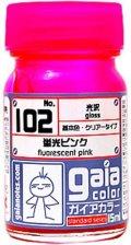 ガイアノーツ[102]蛍光ピンク 光沢
