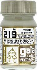 ガイアノーツ[219]ライトガルグレーFS36440 7分光沢