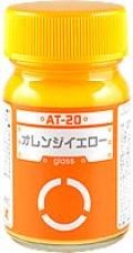 ガイアノーツ[AT-20]オレンジイエロー 光沢