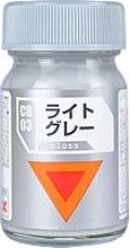ガイアノーツ[CB-03]ライトグレー 光沢