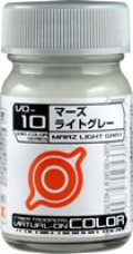 ガイアノーツ[VO-10]マーズライトグレー 光沢