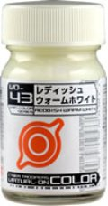 ガイアノーツ[VO-43]レディッシュウォームホワイト 光沢