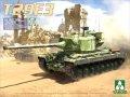 タコム[TKO2064]1/35 アメリカ試作重戦車 T29E3