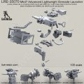 Live Resin[LRE35070] Mk.47新型擲弾発射器セット(2)