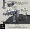 Live Resin[LRE35246]1/35  M2 .50口径機銃&車載銃架 朝鮮戦争-冷戦期(2)