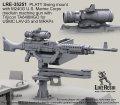 Live Resin[LRE35251]1/35  M240機銃&車載銃架(フィギュアLRM35007にお薦め)