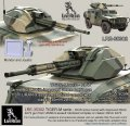 Live Resin[LRE35302]1/35  現用露 ティグルM装甲車用 30mm2A72機関砲遠隔操作銃塔