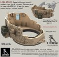 Live Resin[LRE35316]1/35  SAGII 装甲銃塔セット