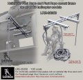 Live Resin[LRM35350]1/35 Helicopter Fast Rope and Fast Rope mount frame for all UH60 helicopter models