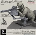 Live Resin[LRM35007]1/35  現用米海兵隊歩兵(2)MCTAGS銃塔用CVCヘルメット