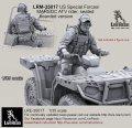 Live Resin[LRM35017]1/35 現用米特殊部隊(8)MV850ライダー