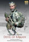 ナッツプラネット[NP-B044]1/10 現用 胸像  米海軍シールズ狙撃手「ラマーディーの悪魔」