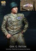 ナッツプラネット[NP-12004]1/12 WWII 米陸軍 G・パットン将軍
