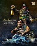 ナッツプラネット[NP-54001]1/32 壮大な冒険に繰り出す海賊とその子分