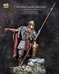 ナッツプラネット[NP-75008]1/24 紀元前カルタゴ カルタゴのハンニバル軍兵士