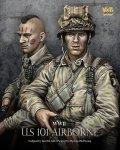 ナッツプラネット[NP-B007]1/10WWII米 第101空挺師団歩兵