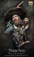 ナッツプラネット[NP-B019]1/10 怒れる海賊の船長