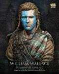 ナッツプラネット[NP-B025]1/10 中世スコットランド 開放の英雄 ウィリアム・ウォレス