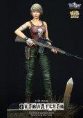 ナッツプラネット[T90001]1/20 敵を監視する女スナイパー
