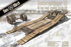 画像1: ダス・ヴェルク[USCDW35002]1/35 Sd.Ah.115 10t戦車トレーラー