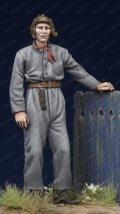 The Bodi[TBO35148] 1/35 WW.II フィンランド 戦車兵