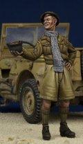 The Bodi[TBO35160]1/35 WW.II イギリス兵 「砂漠のネズミ」