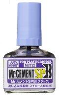 Mr.カラー[MS132]Mr.セメントSPB(ブラック)