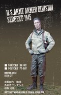 SWASH DESIGN [NO-2404]1/24 U.S.Army Armed Division Sergent 1945