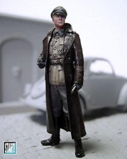 画像1: SWASH DESIGN[ST-3512]WW2 German SS Officer